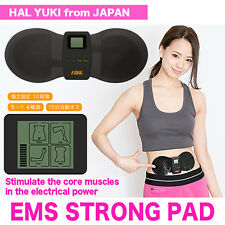 NEW!! Strong PAD Abdominal Muscle Toner Toning Belt From JAPAN free shipping