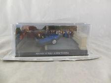 Ge Fabbri James Bond 007 Colección Renault 11 Taxi (mitad coche) una vista para matar a un