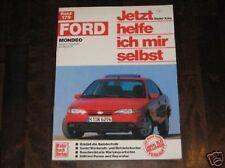 Repair Manual Ford Mondeo