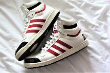 Para Hombre Adidas Originals Top Ten Cesta Bola Botas 49 Edición Rara Size UK 8