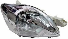 Headlight Toyota Yaris 01/06-04/16 New Right Sedan 07 08 09 10 11 12 13 14 Lamp