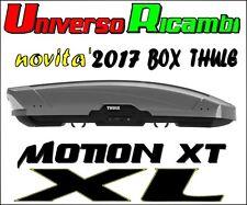 Box Da Tetto Thule Motion XT (XL) TITAN Lucido 500 Litri