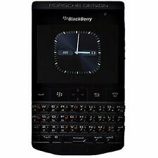 New BlackBerry Porsche Design P9981 QWERTY+Arabic Black Factory Unlocked 3G GSM