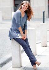 Lange Sheego Damen-Pullover & -Strickware in Übergröße