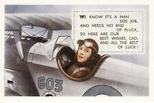 Aircraft Not Available Collectable Military Postcards