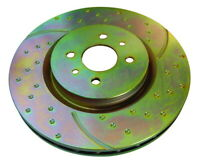 Disc Brake Rotor-Limited Front EBC Brake GD7555