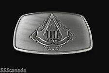 Belt Buckle from Limited Collectors Edition of  Assassins Creed III 3 - Origins