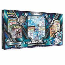 Pokemon TCG Primarina GX Premium Collection Box: Inc Booster Packs + Promo Cards