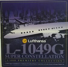 Dragon Wings Lufthansa L-1049G Super Constellation 1:400