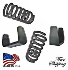 "1983-1997 Ford Ranger Mazda B 2WD 3-5"" Drop Coils Springs Axle Flip Lowering xzx"