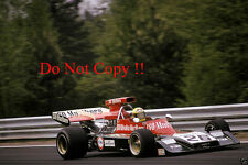 Nanni Galli Williams ISO-MARLBORO IR BELGA GRAND PRIX 1973 Fotografia