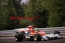 Nanni Galli Williams Iso-Marlboro IR Belgian Grand Prix 1973 Photograph
