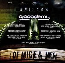 of Mice & Men Live at Brixton DVD Mixed Product