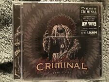 CRIMINAL - FEAR ITSELF NEW CD