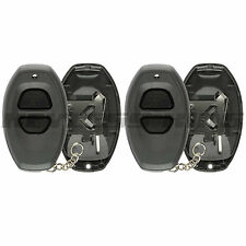 2 New Replacement Keyless Entry Remote Key Fob Case Shell Pad for RS3000 Grey