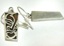 Tiki Hanging/dangling earrings costume tropical Howaiian Polynisian Tribal NEW