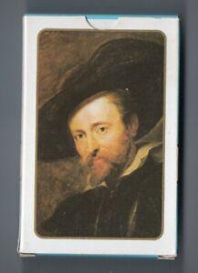 #N.031 Vintage Swap / Playing Card SEALED DECK, Rubens, Self Portrait