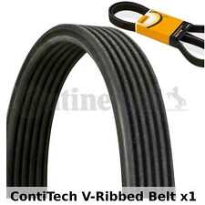 ContiTech V-Ribbed Belt - 6DPK1697 , 6 Ribs - Fan Belt Alternator, Drive Belt