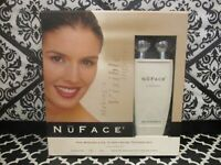 NUFACE ~ ANTI AGING TECHNOLOGY ~ REDUCES THE APPEARANCE OF FINE LINES & WRINKLES
