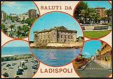 AA2725 Roma - Provincia - Saluti da Ladispoli - Vedute