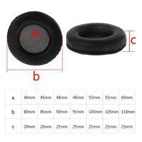 Qualität Ersatz Ohrpolster Kissen für Kopfhörer 50mm - 110mm Durchmesser