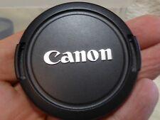 Genuino Canon E-58 58mm Lente Tapa para EF 70-300mm f/4-5.6 IS USM Etc