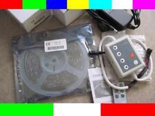 RGB 5m 150 LED STRIP STRISCIA CAMBIACOLORE IMPERMEABILE C4D1.B6C1.B1B1