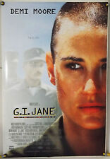 G.I. JANE DS ROLLED ORIG 1SH MOVIE POSTER DEMI MOORE RIDLEY SCOTT (1997)