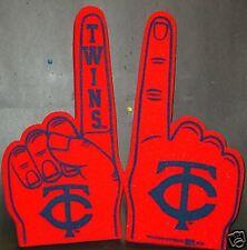 MLB Foam Finger, Minnesota Twins, NEW
