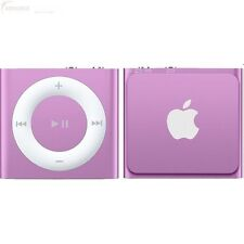 Geniune Apple iPod Shuffle 4th Gen 2GB Purple Discontinued *NEW!* + Warranty!