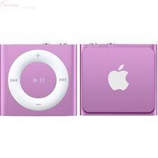 Geniune Apple iPod Shuffle 4th Gen 2GB Purple Discontinued *NEW!* + Warranty!