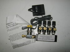 AURA INDUSTRIES COMPACT SPARGING MANIFOLD C/W ELECTRONIC SHUT OFF  # CMES-4