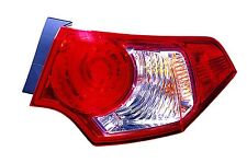 2009-2010 Acura TSX New Right/Passenger Side Tail Light Assembly