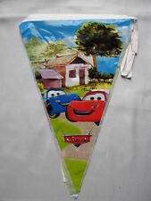 3M Children Kids Birthday Party Bunting Flag Banners  Decoration Disney Cars