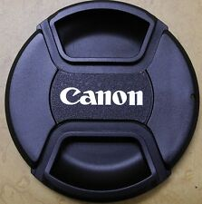 Deluxe Lens Cap with Leash for Canon EF 28-135 IS 28-200mm USM EF 200mm 2.8 L II