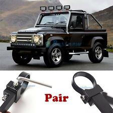 1.75 inch Roll Bar Mount Bracket Clamps for Off Road LED Light Yamaha Rhino NEO