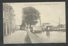 Lekkerkerk  Stoomboot Reederij op de Lek en Dorpsgezicht