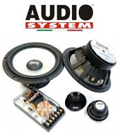 AUDIOSYSTEM AT650C By STEG KIT 2 VIE WOOFER TWEETER CROSSOVER > MADE IN ITALY