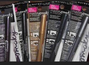 Maybelline Master Smoky by Eyestudio Mechanical Pencil ~ Black Smoke