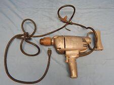 1/2 Inch Corded Drill Industrial Heavy Duty All Metal ½� Drive Drill Pet 825Gl