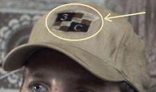 IRAQ WAR ELITE SEAL THREE ST3 AMERICAN PATRIOT SNIPER CAP burdock ST3 INSIGNIA
