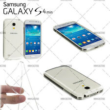 COQUE HOUSSE ★ SILICONE TRANSPARENTE ★ SAMSUNG GALAXY S4 MINI + FILM PROTECTION