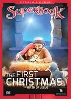 THE FIRST CHRISTMAS - SUPERBOOK (COR) - NEW BOOK