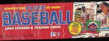 1988 FLEER BASEBALL FACTORY SEALED RETAIL SET 1-660