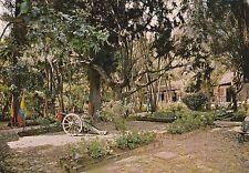 Bogota ( Kolumbien)  Museo Quinta de Bolivar Jardin / Bolivarnuseum, Garten