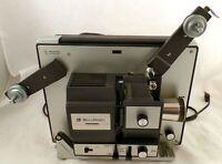 Bell & Howell Autoload 466B Regular 8MM / Super 8 Compatible Projector