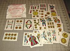 1939 JUAN ROURA LEGITIMA LOBA Spanish (Barcelona) Playing Cards - Tarot Cards?