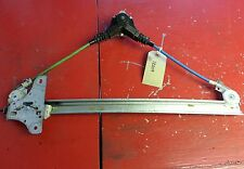 2006 VAUXHALL AGILA passenger side rear manual window regulator