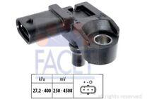 FACET Sensor, presión de sobrealimentación BMW Serie 3 X5 6 1 5 MINI 10.3210