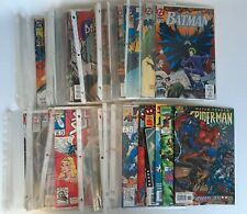 Huge 39 Issue Mixed Comic Lot! MARVEL & DC